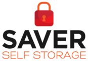 Saver Self Storage logo